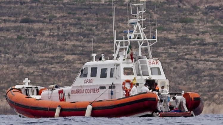 Τουλάχιστον 50 νεκροί από το νέο ναυάγιο - e-Nautilia.gr | Το Ελληνικό Portal για την Ναυτιλία. Τελευταία νέα, άρθρα, Οπτικοακουστικό Υλικό