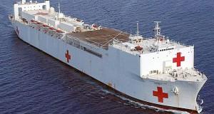 Το εκπληκτικό πλοίο-νοσοκομείο USNS Mercy! [video+pics]
