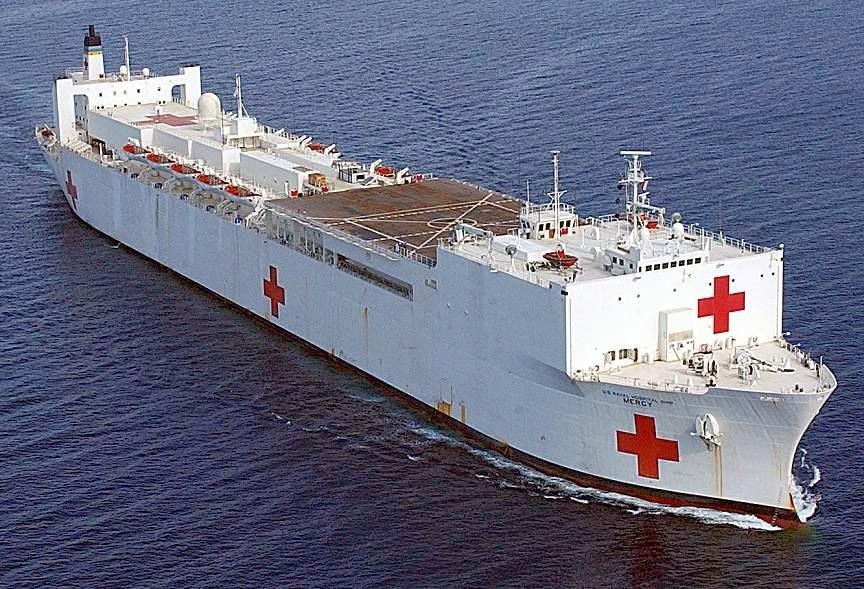 Το εκπληκτικό πλοίο-νοσοκομείο USNS Mercy! (Video + Photos) - e-Nautilia.gr | Το Ελληνικό Portal για την Ναυτιλία. Τελευταία νέα, άρθρα, Οπτικοακουστικό Υλικό