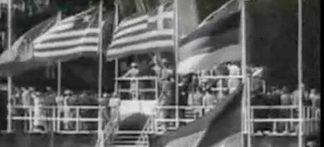 Όταν οι χρεωκοπημένοι Γερμανοί υποδέχονταν τον Ωνάση με Ελληνικές σημαίες (Video) - e-Nautilia.gr | Το Ελληνικό Portal για την Ναυτιλία. Τελευταία νέα, άρθρα, Οπτικοακουστικό Υλικό