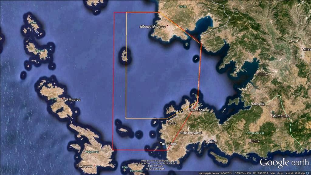 Πλοία του ΠΝ και του ΛΣ συγκλίνουν στην περιοχή ερευνών της τουρκικής NAVTEX - e-Nautilia.gr | Το Ελληνικό Portal για την Ναυτιλία. Τελευταία νέα, άρθρα, Οπτικοακουστικό Υλικό