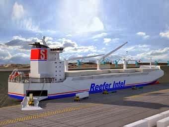 Σχεδίαση νέας τεχνολογίας πλοίου ψυγείου - e-Nautilia.gr | Το Ελληνικό Portal για την Ναυτιλία. Τελευταία νέα, άρθρα, Οπτικοακουστικό Υλικό