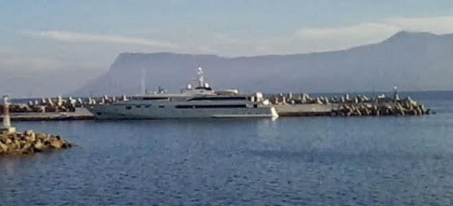 Στην Κρήτη η πολυτελής θαλαμηγός My Alwaeli της βασίλισσας του Μπαχρέιν [φωτο] - e-Nautilia.gr | Το Ελληνικό Portal για την Ναυτιλία. Τελευταία νέα, άρθρα, Οπτικοακουστικό Υλικό