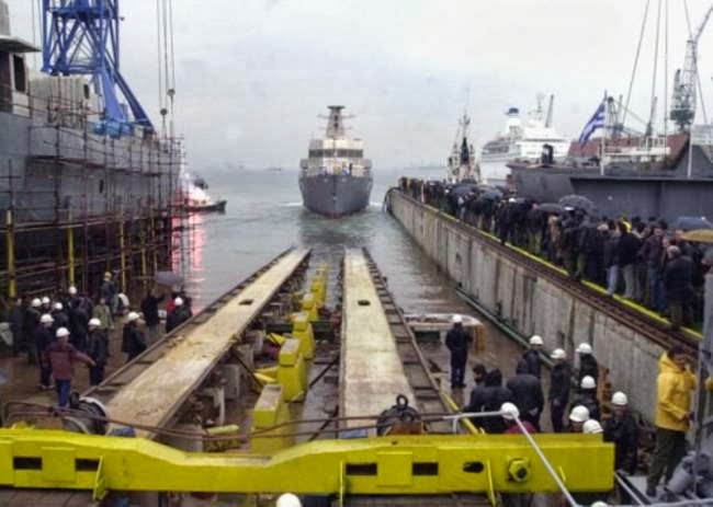 Privinvest: Προτίθεται να αφήσει τα ναυπηγεία να χρεοκοπήσουν - e-Nautilia.gr | Το Ελληνικό Portal για την Ναυτιλία. Τελευταία νέα, άρθρα, Οπτικοακουστικό Υλικό