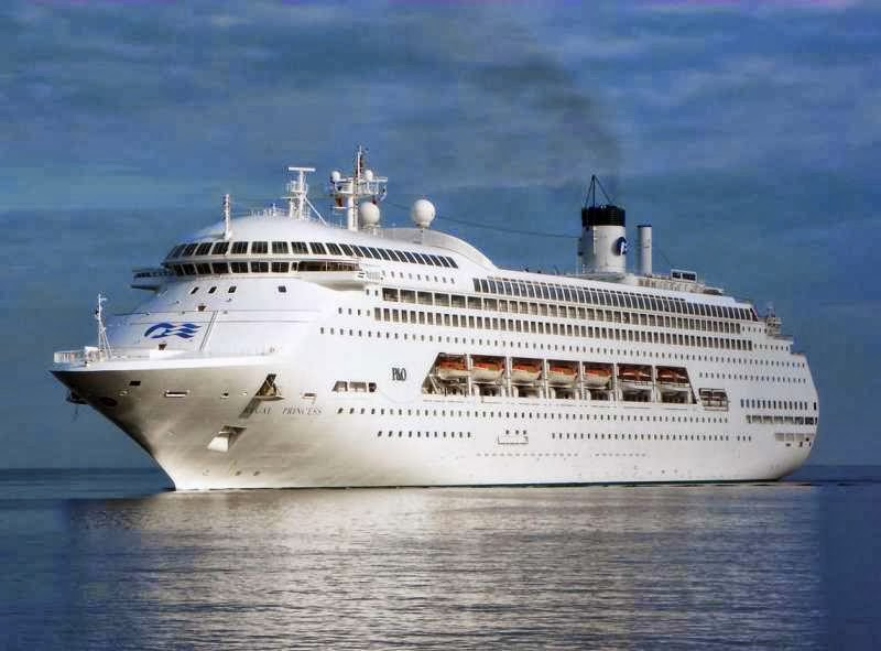 To Regal Princess ξεκινά νωρίτερα το παρθενικό του ταξίδι - e-Nautilia.gr   Το Ελληνικό Portal για την Ναυτιλία. Τελευταία νέα, άρθρα, Οπτικοακουστικό Υλικό