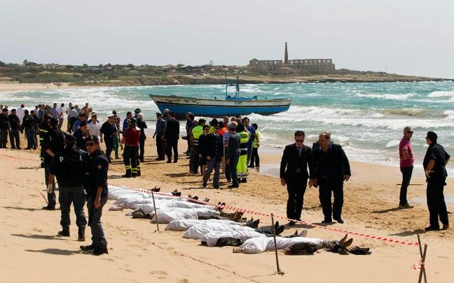 Δεκάδες οι νεκροί από την ναυτική τραγωδία στη Λαμπεντούζα!Συγκλονιστικές φωτογραφίες! - e-Nautilia.gr | Το Ελληνικό Portal για την Ναυτιλία. Τελευταία νέα, άρθρα, Οπτικοακουστικό Υλικό
