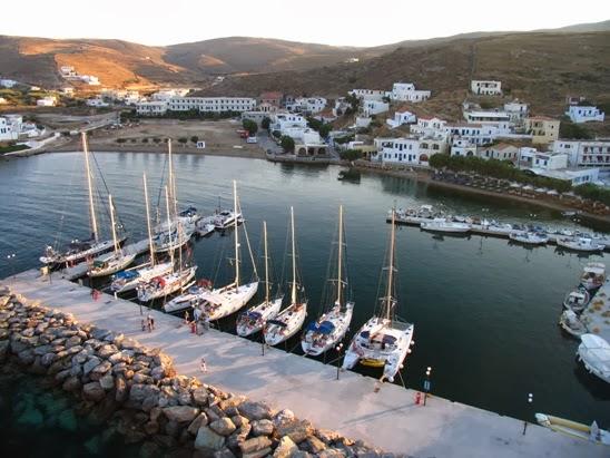 Σύγκρουση σκαφών στην Κύθνο - e-Nautilia.gr | Το Ελληνικό Portal για την Ναυτιλία. Τελευταία νέα, άρθρα, Οπτικοακουστικό Υλικό