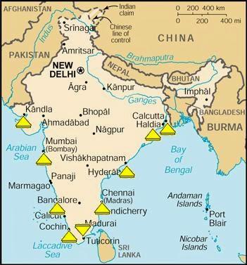 Σύλληψη Αμερικάνικου πλοίου στη νότια Ινδία - e-Nautilia.gr | Το Ελληνικό Portal για την Ναυτιλία. Τελευταία νέα, άρθρα, Οπτικοακουστικό Υλικό