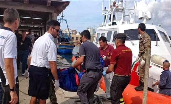 Συνελήφθη ο καπετάνιος του πλοίου που ναυάγησε στην Λαμπεντούζα - e-Nautilia.gr | Το Ελληνικό Portal για την Ναυτιλία. Τελευταία νέα, άρθρα, Οπτικοακουστικό Υλικό