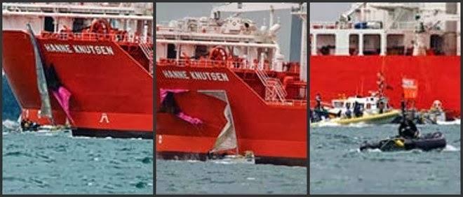 Στα δικαστήρια για την σύγκρουση του ιστιοπλοϊκού με το δεξαμενόπλοιο – Προσοχή στους τσοπάνηδες! [βίντεο] - e-Nautilia.gr | Το Ελληνικό Portal για την Ναυτιλία. Τελευταία νέα, άρθρα, Οπτικοακουστικό Υλικό