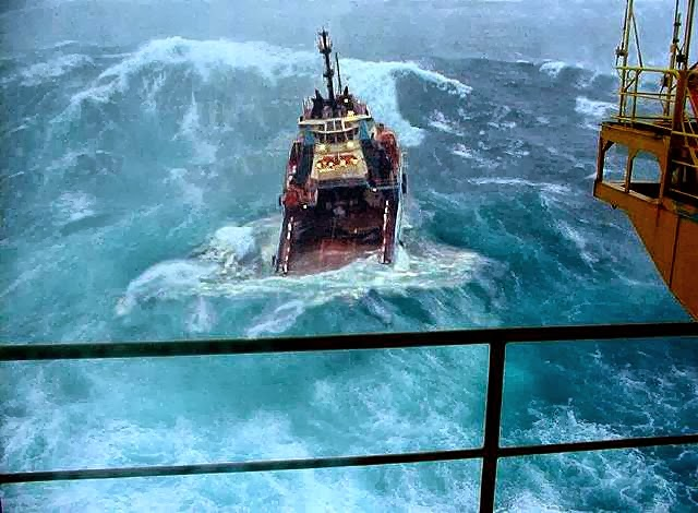 Σε απόσταση 300 χλμ από το Μεξικό η τροπική καταιγίδα «Ρέιμοντ» - e-Nautilia.gr | Το Ελληνικό Portal για την Ναυτιλία. Τελευταία νέα, άρθρα, Οπτικοακουστικό Υλικό
