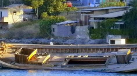 Κατέστρεψαν ιστορικό καράβι για να πάρουν τα ξύλα - e-Nautilia.gr   Το Ελληνικό Portal για την Ναυτιλία. Τελευταία νέα, άρθρα, Οπτικοακουστικό Υλικό