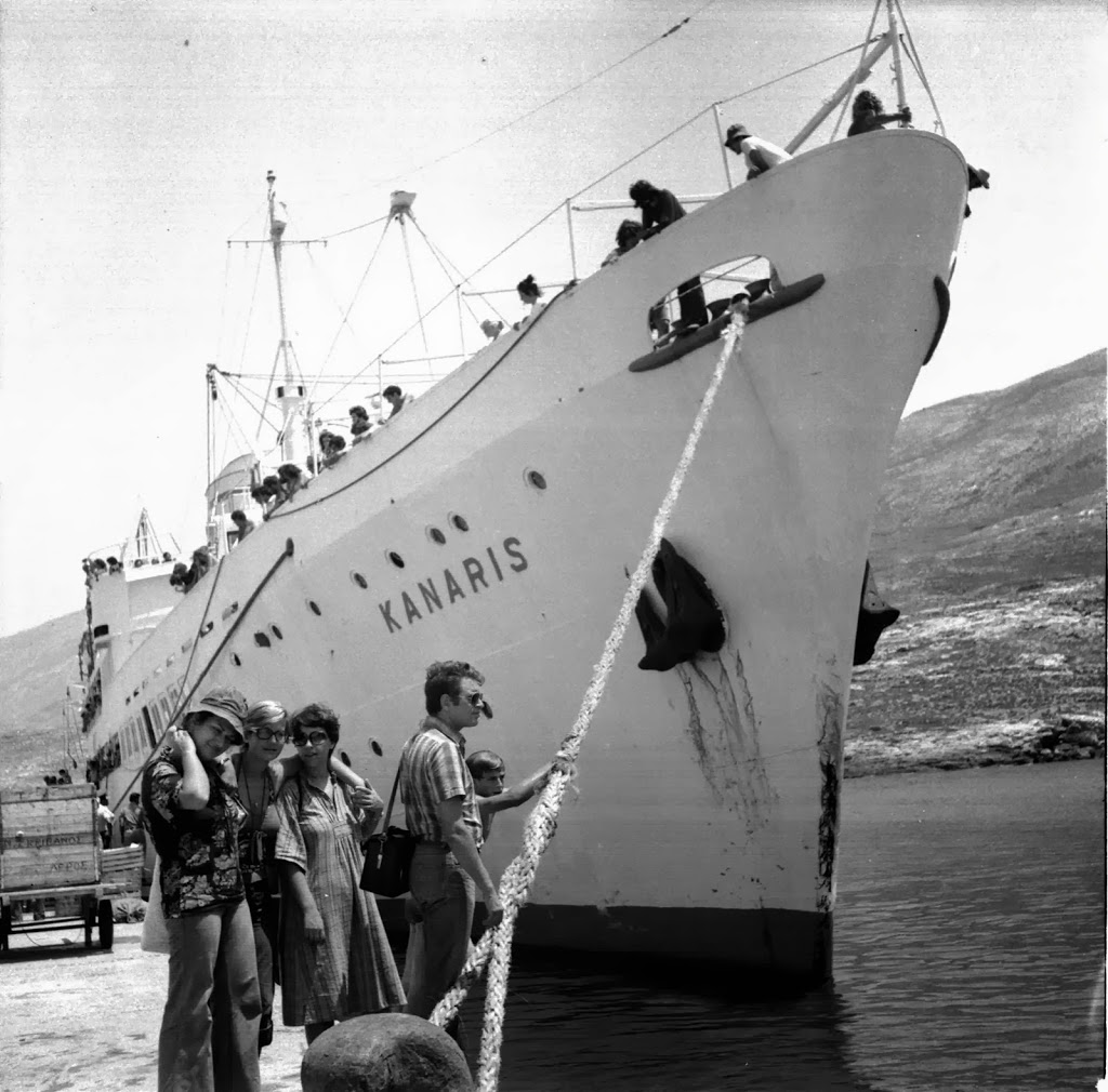 Στη δεκαετία του '60 γυρίζουν Λέσβος, Χίος, Λήμνος, Ικαρία - e-Nautilia.gr | Το Ελληνικό Portal για την Ναυτιλία. Τελευταία νέα, άρθρα, Οπτικοακουστικό Υλικό