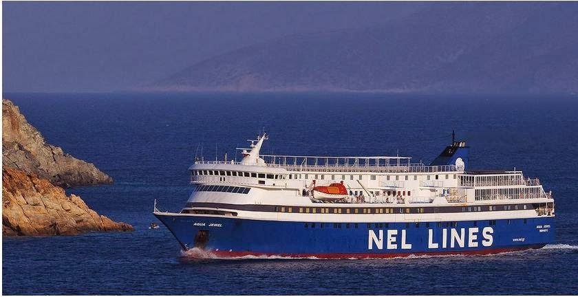 NEL: Έκπτωτη από τρεις άγονες γραμμές - e-Nautilia.gr | Το Ελληνικό Portal για την Ναυτιλία. Τελευταία νέα, άρθρα, Οπτικοακουστικό Υλικό