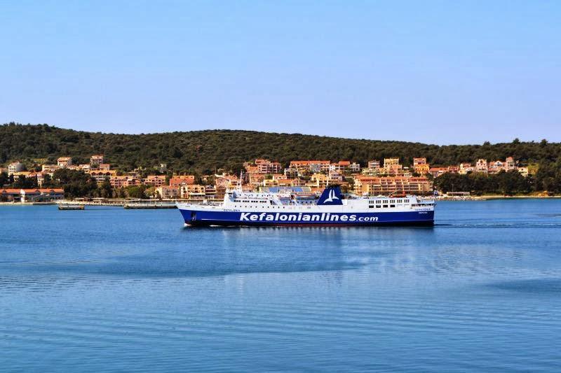Δείτε τα νέα δρομολόγια του «Νήσος Κεφαλονιά» και το ευχαριστήριο μήνυμα της εταιρείας - e-Nautilia.gr | Το Ελληνικό Portal για την Ναυτιλία. Τελευταία νέα, άρθρα, Οπτικοακουστικό Υλικό