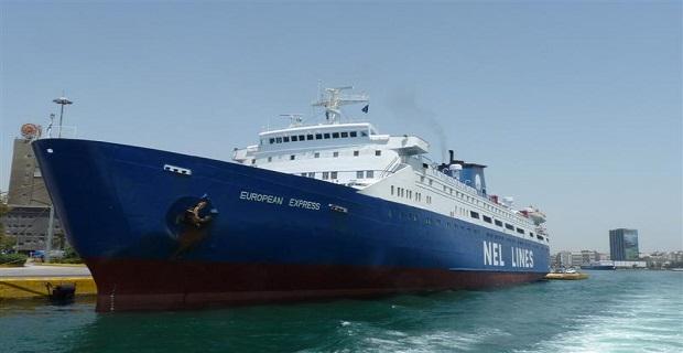 Ταλαιπωρία για 722 επιβάτες του «European Express»! - e-Nautilia.gr | Το Ελληνικό Portal για την Ναυτιλία. Τελευταία νέα, άρθρα, Οπτικοακουστικό Υλικό