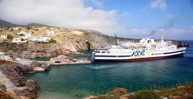 Δεν διακόπτεται η ακτοπλοϊκή γραμμή «Πειραιάς-Κύθηρα-Κρήτη» - e-Nautilia.gr | Το Ελληνικό Portal για την Ναυτιλία. Τελευταία νέα, άρθρα, Οπτικοακουστικό Υλικό