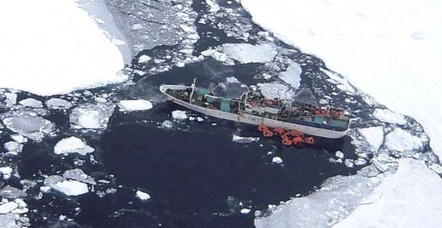 Απέτυχε η επιχείρηση διάσωσης στην Ανταρκτική - e-Nautilia.gr | Το Ελληνικό Portal για την Ναυτιλία. Τελευταία νέα, άρθρα, Οπτικοακουστικό Υλικό