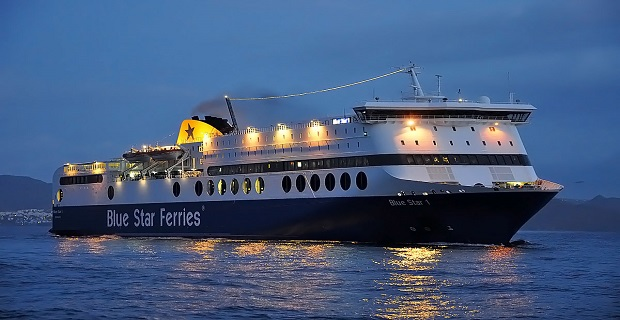 Βράβευση της Blue Star Ferries - e-Nautilia.gr | Το Ελληνικό Portal για την Ναυτιλία. Τελευταία νέα, άρθρα, Οπτικοακουστικό Υλικό