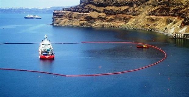 Δε μολύνθηκε η θάλασσα από το ναυάγιο του Sea Diamond - e-Nautilia.gr | Το Ελληνικό Portal για την Ναυτιλία. Τελευταία νέα, άρθρα, Οπτικοακουστικό Υλικό