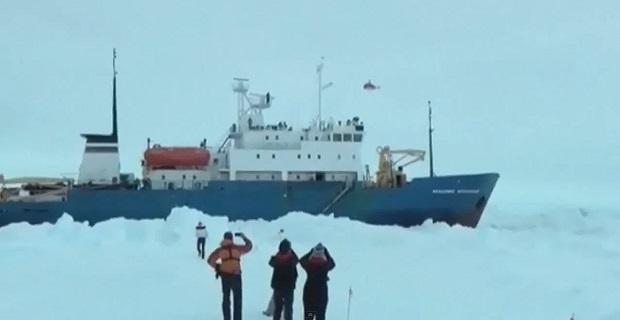 Με ελικόπτερο θα γίνει η διάσωση από την Ανταρκτική [video] - e-Nautilia.gr | Το Ελληνικό Portal για την Ναυτιλία. Τελευταία νέα, άρθρα, Οπτικοακουστικό Υλικό