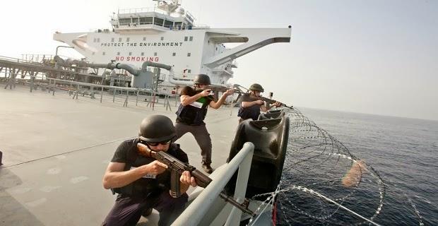 Μεγάλη ζήτηση έχουν οι φρουροί στα εμπορικά πλοία - e-Nautilia.gr | Το Ελληνικό Portal για την Ναυτιλία. Τελευταία νέα, άρθρα, Οπτικοακουστικό Υλικό