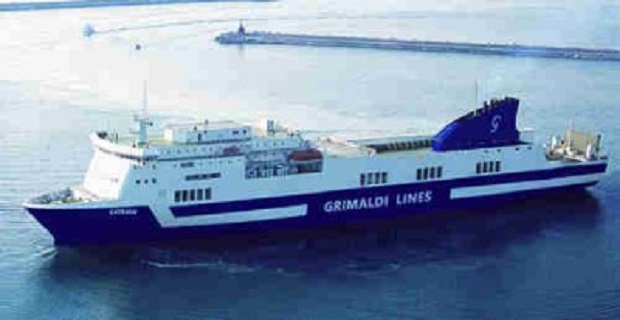 Ο Όμιλος Grimaldi ξεκινάει απευθείας γραμμή Πάτρα-Ραβέννα στις 19 Δεκεμβρίου - e-Nautilia.gr | Το Ελληνικό Portal για την Ναυτιλία. Τελευταία νέα, άρθρα, Οπτικοακουστικό Υλικό