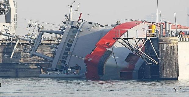 Aνατροπή ρυμουλκού του Τουρκικού ναυτικού [vid] - e-Nautilia.gr | Το Ελληνικό Portal για την Ναυτιλία. Τελευταία νέα, άρθρα, Οπτικοακουστικό Υλικό