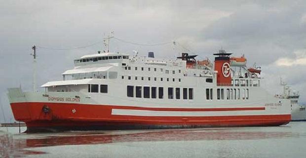 Δεν υπάρχει πλοίο από Πάτρα για Σάμη Κεφαλονιάς και Ιθάκη! - e-Nautilia.gr | Το Ελληνικό Portal για την Ναυτιλία. Τελευταία νέα, άρθρα, Οπτικοακουστικό Υλικό