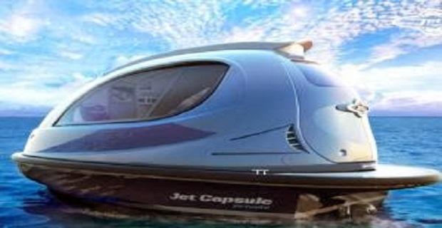 Jet Capsule: Το πρώτο «αυτοκίνητο» θαλάσσης (Video) - e-Nautilia.gr | Το Ελληνικό Portal για την Ναυτιλία. Τελευταία νέα, άρθρα, Οπτικοακουστικό Υλικό