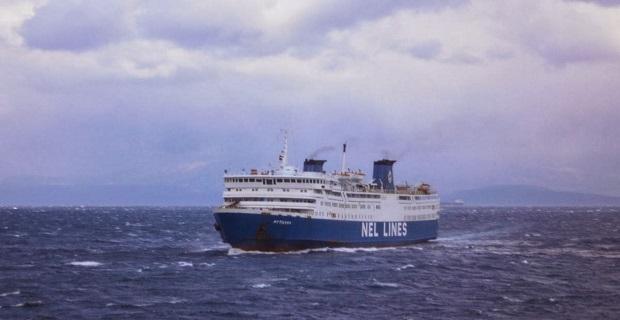 Tο «ΜΥΤΙΛΗΝΗ» προσέκρουσε στην προβλήτα λόγω δυσμενών καιρικών συνθηκών - e-Nautilia.gr | Το Ελληνικό Portal για την Ναυτιλία. Τελευταία νέα, άρθρα, Οπτικοακουστικό Υλικό