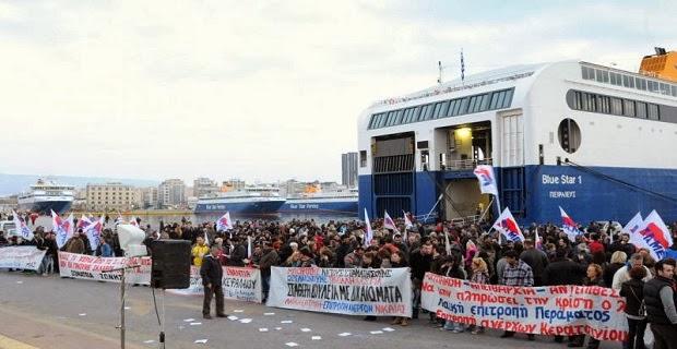 Οι ναυτεργάτες πνίγονται στην ανεργία και οι εφοπλιστές στα κέρδη - e-Nautilia.gr | Το Ελληνικό Portal για την Ναυτιλία. Τελευταία νέα, άρθρα, Οπτικοακουστικό Υλικό