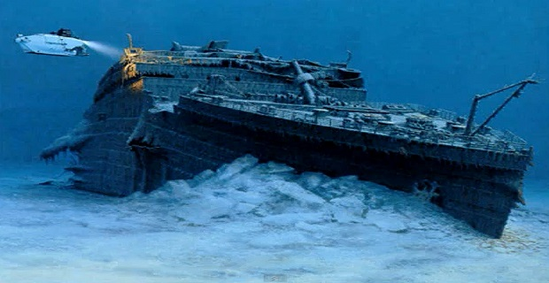 Ο Τιτανικός πριν και μετά το ναυάγιο (Video) - e-Nautilia.gr | Το Ελληνικό Portal για την Ναυτιλία. Τελευταία νέα, άρθρα, Οπτικοακουστικό Υλικό