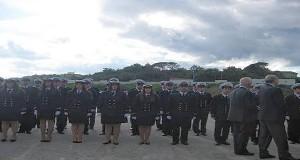 Τελετή υποδοχής των νέων σπουδαστών της ΑΕΝ Πλοιάρχων Οινουσσών [pics]