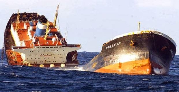 Αθωώθηκαν τα μέλη του πληρώματος του Prestige - e-Nautilia.gr | Το Ελληνικό Portal για την Ναυτιλία. Τελευταία νέα, άρθρα, Οπτικοακουστικό Υλικό