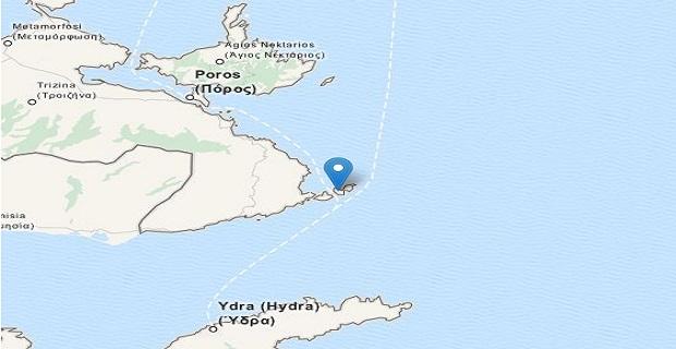 Προσάραξη του flying dolphin μεταξύ Ύδρας και Πόρου - e-Nautilia.gr | Το Ελληνικό Portal για την Ναυτιλία. Τελευταία νέα, άρθρα, Οπτικοακουστικό Υλικό