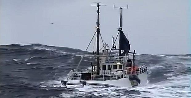 Βόρεια θάλασσα: Η κακοκαιρία σε όλο της το μεγαλείο [vid] - e-Nautilia.gr | Το Ελληνικό Portal για την Ναυτιλία. Τελευταία νέα, άρθρα, Οπτικοακουστικό Υλικό