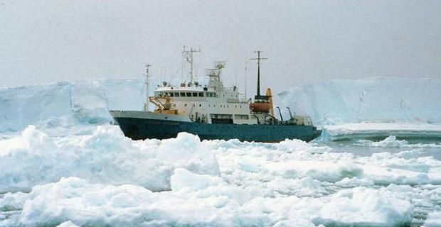 Επιβατηγό πλοίο παγιδεύτηκε στον πάγο στην Ανταρκτική - e-Nautilia.gr | Το Ελληνικό Portal για την Ναυτιλία. Τελευταία νέα, άρθρα, Οπτικοακουστικό Υλικό