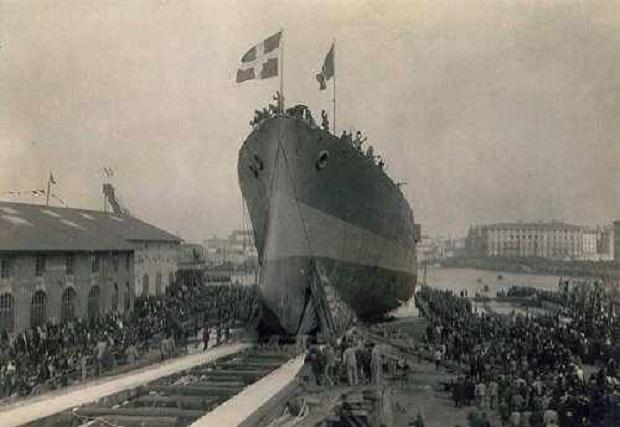 Θωρηκτό Αβέρωφ: Η ναυαρχίδα του πολεμικού ναυτικού (Photos) - e-Nautilia.gr | Το Ελληνικό Portal για την Ναυτιλία. Τελευταία νέα, άρθρα, Οπτικοακουστικό Υλικό