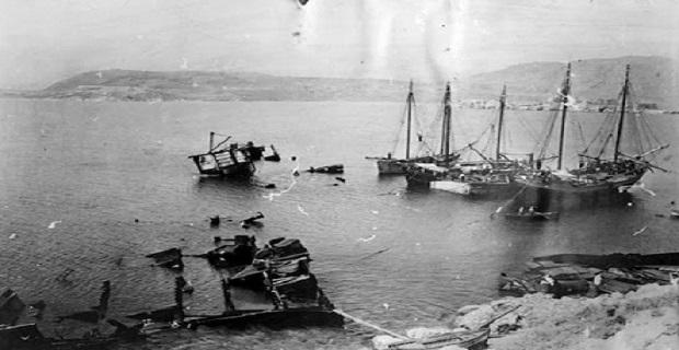 Το «χαμένο» ναυάγιο του Minnewaska III στην Κρήτη (Photos) - e-Nautilia.gr | Το Ελληνικό Portal για την Ναυτιλία. Τελευταία νέα, άρθρα, Οπτικοακουστικό Υλικό