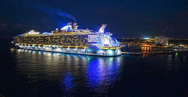 "Allure of the Seas: Μηχανικό πρόβλημα για τον ""γίγαντα"" – Επισκευή τον Φεβρουάριο - e-Nautilia.gr   Το Ελληνικό Portal για την Ναυτιλία. Τελευταία νέα, άρθρα, Οπτικοακουστικό Υλικό"
