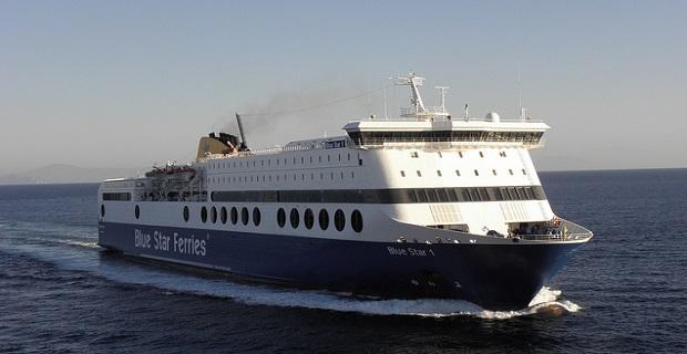 Έρχεται το «Blue Star 1» στη γραμμή Πειραιά – Χίου – Μυτιλήνης - e-Nautilia.gr | Το Ελληνικό Portal για την Ναυτιλία. Τελευταία νέα, άρθρα, Οπτικοακουστικό Υλικό