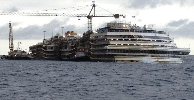 Ομάδα εμπειρογνωμόνων ερεύνησε το «Costa Concordia» - e-Nautilia.gr | Το Ελληνικό Portal για την Ναυτιλία. Τελευταία νέα, άρθρα, Οπτικοακουστικό Υλικό