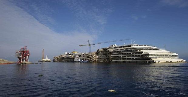 Δώδεκα εταιρείες συναγωνίζονται για την διάλυση του «Costa Concordia» - e-Nautilia.gr | Το Ελληνικό Portal για την Ναυτιλία. Τελευταία νέα, άρθρα, Οπτικοακουστικό Υλικό