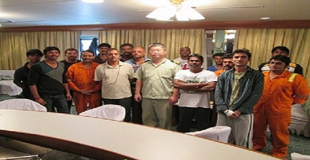 Διασώθηκαν Ινδοί ναυτικοί στη Θάλασσα της Νότιας Κίνας - e-Nautilia.gr | Το Ελληνικό Portal για την Ναυτιλία. Τελευταία νέα, άρθρα, Οπτικοακουστικό Υλικό