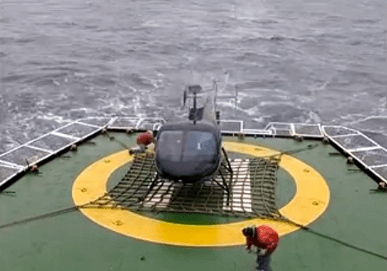 BINTEO: Ελικόπτερο γλίτωσε πτώση σε πλοίο «στο τσακ» - e-Nautilia.gr | Το Ελληνικό Portal για την Ναυτιλία. Τελευταία νέα, άρθρα, Οπτικοακουστικό Υλικό