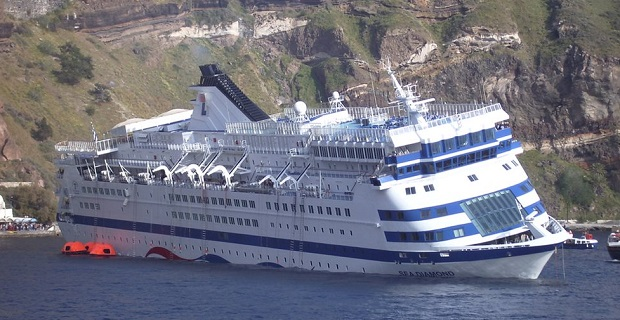 Γενικό κάλεσμα στη δίκη για το ναυάγιο του «Sea Diamond» - e-Nautilia.gr | Το Ελληνικό Portal για την Ναυτιλία. Τελευταία νέα, άρθρα, Οπτικοακουστικό Υλικό