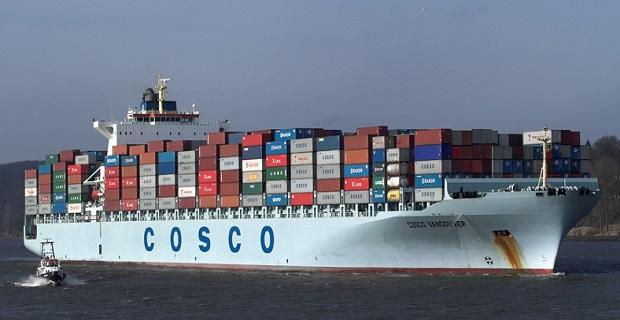 Πέντε νέα containership παρήγγειλε η «COSCO» - e-Nautilia.gr | Το Ελληνικό Portal για την Ναυτιλία. Τελευταία νέα, άρθρα, Οπτικοακουστικό Υλικό