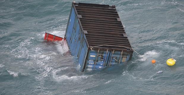 Πλοίο έχασε 2 κοντέινερ στην θάλασσα της Βόρειας Γαλλίας - e-Nautilia.gr | Το Ελληνικό Portal για την Ναυτιλία. Τελευταία νέα, άρθρα, Οπτικοακουστικό Υλικό