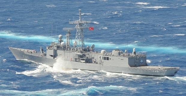 Ψαράδες εντόπισαν τουρκική φρεγάτα έξω από την Αττική! - e-Nautilia.gr | Το Ελληνικό Portal για την Ναυτιλία. Τελευταία νέα, άρθρα, Οπτικοακουστικό Υλικό